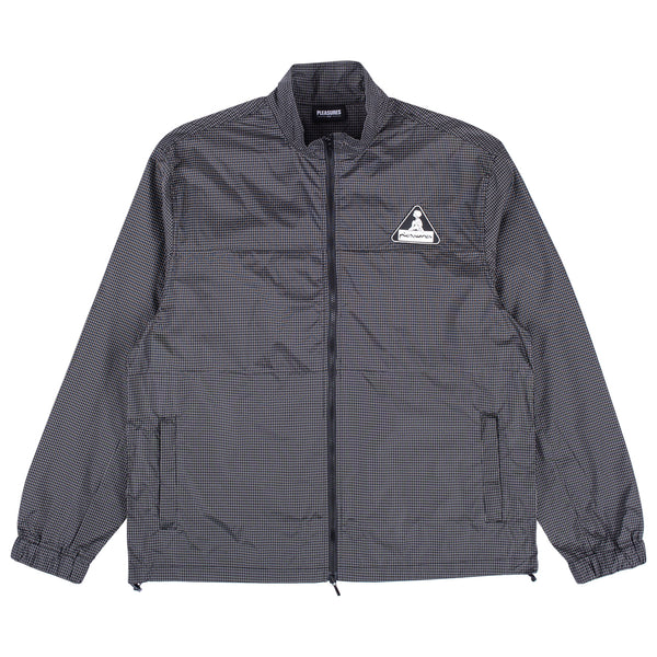 Brick Tech Jacket Black