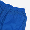 The Brick Active Shorts in Blue from Pleasures feature an allover grid print, 2 front pockets, and one back pocket. A small embroidered logo patch adds subtle branding. 65% Nylon / 35% Polyester Mesh Lining Elasticated Drawstring Waist Product code: P20SU016 off the hook oth streetwear boutique canada montreal