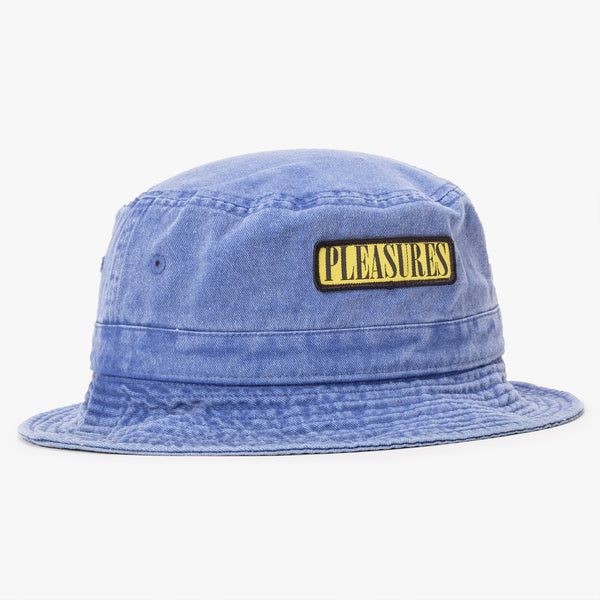 Pleasures Spank Bucket Hat - Blue - Off The Hook Montreal #color_blue