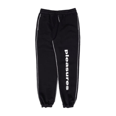 Collapse Sweatpants - men's - front - available at off the hook montreal #color_black