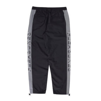 Decline Nylon Track Pant - men's  - back - available at off the hook montreal #color_black
