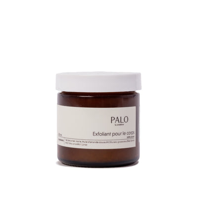 PalobyAimee Exfoliant pour le corps - Front - Off The Hook Montreal