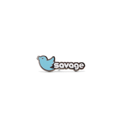 Pintrill Pin - Twitter - Off The Hook Montreal #color_twitter-savage
