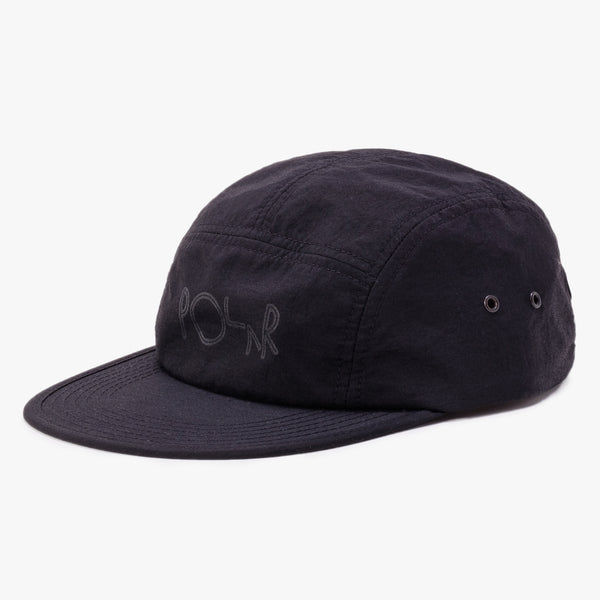 Polar Skate Speed Cap - Black - Front - Off The Hook Montreal