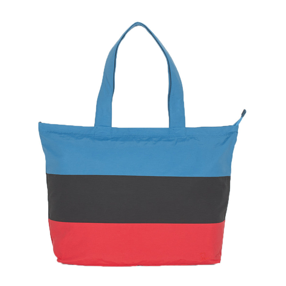 Panelled Summer Tote Bag