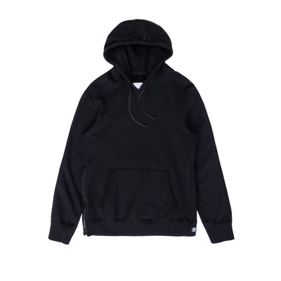 Reigning Champ RC-3393 Knit Midweight Terry Side Zip Pullover Hoodie - front - available at off the hook montreal