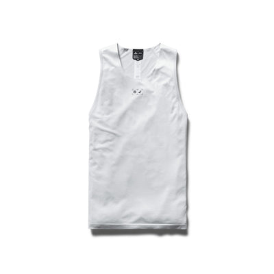 RC x Asics Race Singlet - Polar Shade - Front - Off The Hook Montreal
