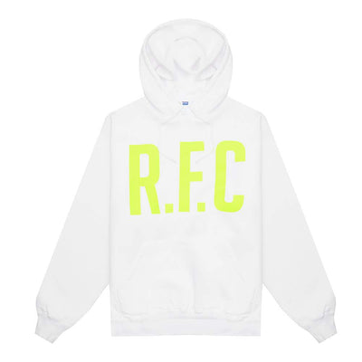 RINGLEADERS Trinity Hoodie - White - Front - Off The Hook Montreal