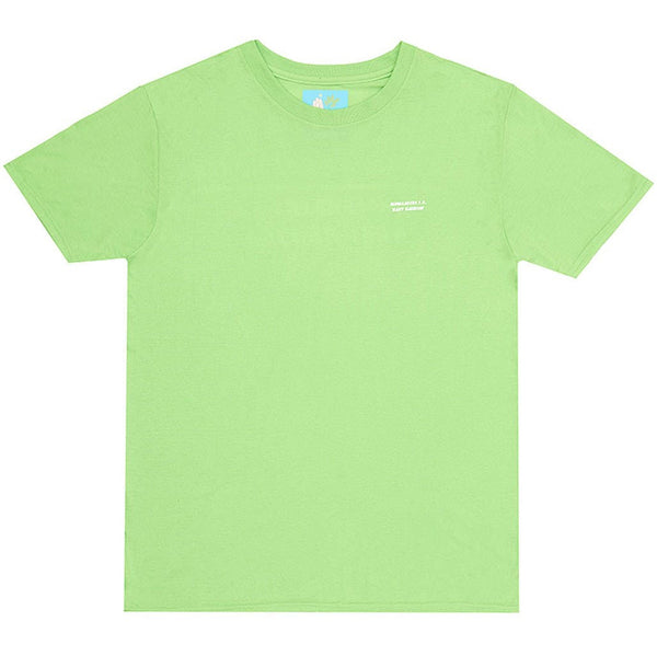 "This lime green short sleeve T-Shirt bears a ""La Pelota No Se Mancha"" —which means ""the ball is always clean'' — graphic.  100% polyester Regular fit Silkscreen print Product code: 210000050228 RFC X Many Pelota Sport T-Shirt Green off the hook oth streetwear boutique canada montreal"