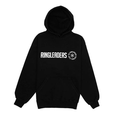 Ringleaders Hoodie - Black - Front - Off The Hook Montreal