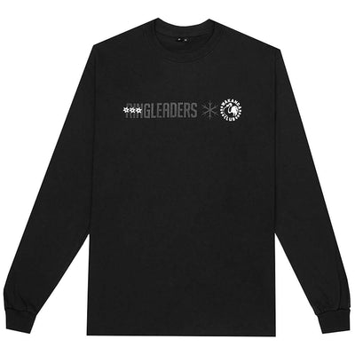 RINGLEADERS Midnight Cup Wakanda LS T-Shirt 3M - Black - Front - Off The Hook Montreal