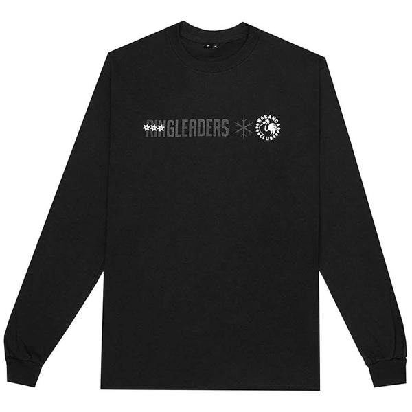 Midnight Cup Wakanda Long Sleeve T-Shirt 3M Black