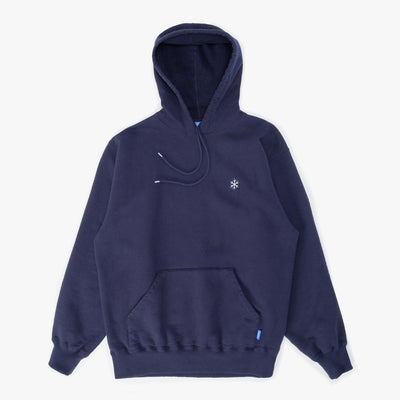 Ringleaders RFC Soothing Hooded Sweatshirt - front - indigo - available at off the hook montreal #color_indigo