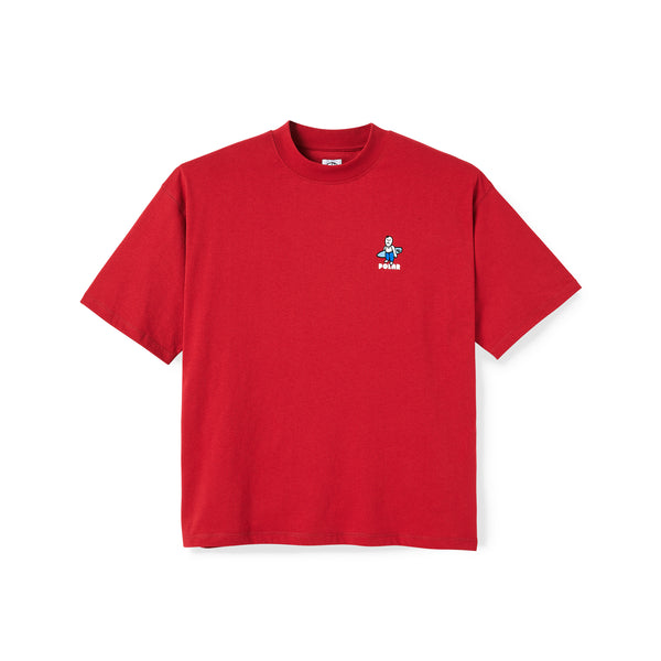 Surf T-Shirt Cherry