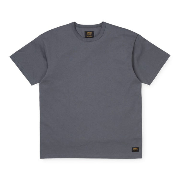 Carhartt WIP S/S Military T-shirt Husky front available at off the hook montreal