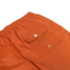 Bather 2400-ORG Solid Orange Swim Trunk - pocket - available at off the hook montreal