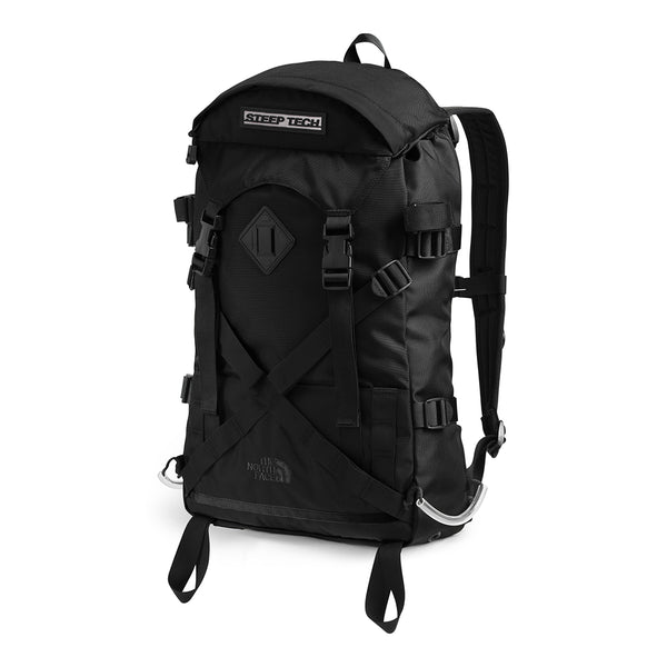 Steep Tech Pack Black front available at off the hook montreal