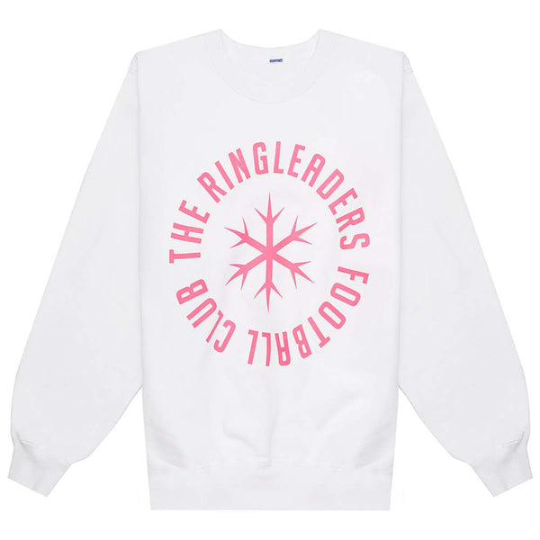 Northerner Crewneck Pink W