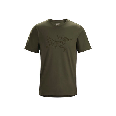 24024-446583 Archaeopteryx Short Sleeve T-Shirt - men's - front - available at off the hook montreal #color_tatsu