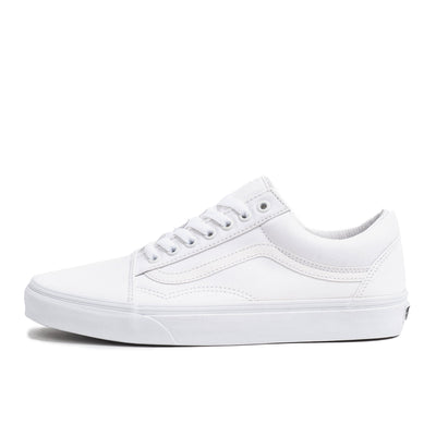 Vans Old Skool - White - Side - Off The Hook Montreal