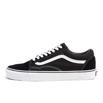 vans old skool white black unisex classic streetwear skate sneaker shoe off the hook oth