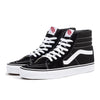 vans sk8-hi sk8 canvas black og classic white u high top sneaker shoe skate streetwear off the hook oth unisex