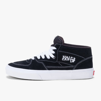 Vans Half Cab U - Black -Side  - Off The Hook Montreal