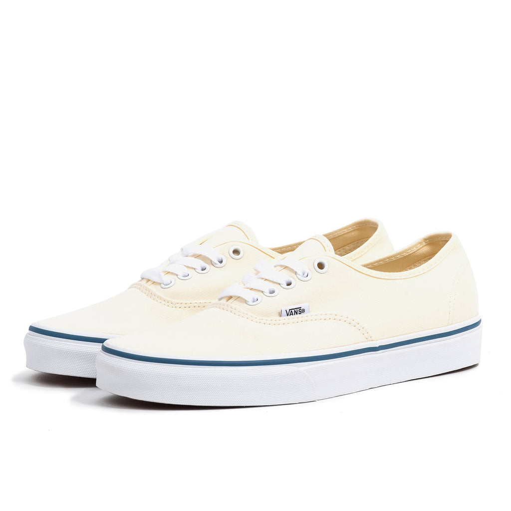 vans authentique crème blanche off the hook oth sneakers streetwear chaussures boutique canada montreal unisexe