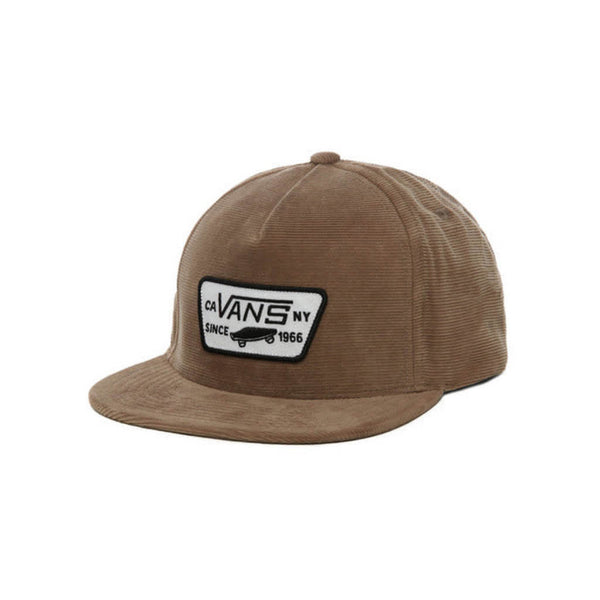 Vans Full Patch Snapback - Dirt -45deg - Off The Hook Montreal