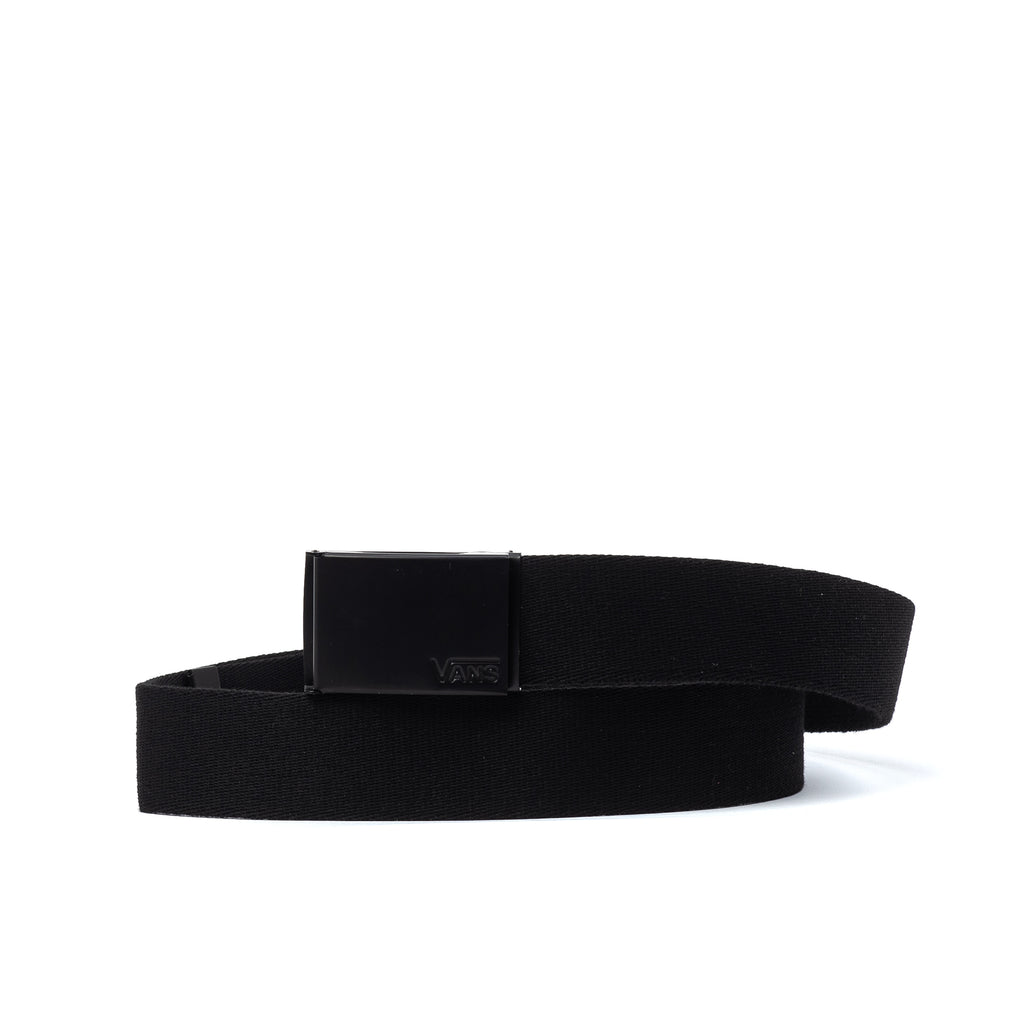 vans deppster 2 ii web belt black off the hook oth canada streetwear skate accessory