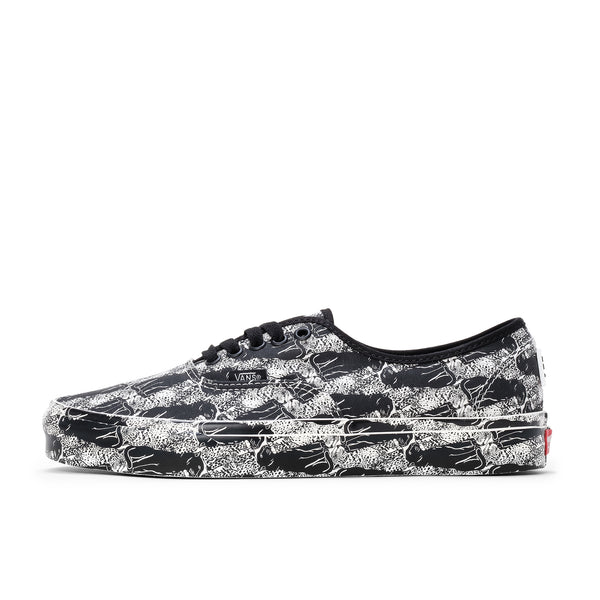 Vans x Opening Ceremony U Authentic - Leopard / Checker - Side - Off The Hook Montreal