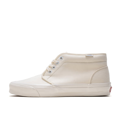 Vans OG Chukka LX -  Classic White - Side - Off The Hook Montreal