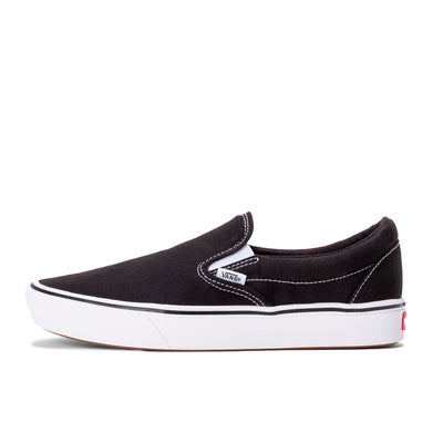 Vans UA Comfycush Slip Classic - Black - Side - Off The Hook Montreal