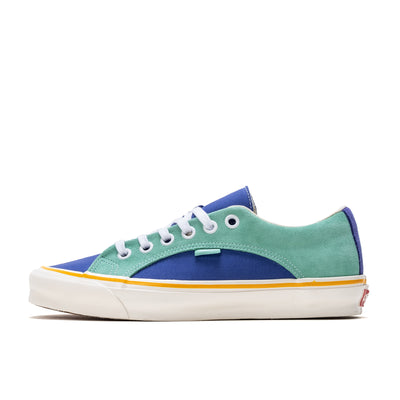 Vans OG Lampin LX Suede - Cabbage / Baja Blue - Side - Off The Hook Montreal