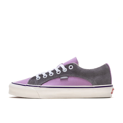Vans OG Lampin LX Suede - Frost Gray / Smokey Grape - Side - Off The Hook Montreal