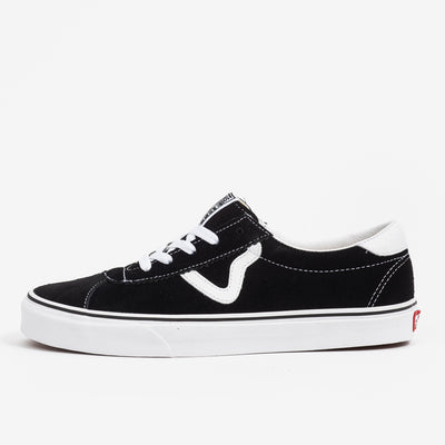 Vans Sport Suede UA - Black - Side - Off The Hook Montreal