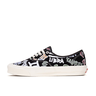 Vans Authentic - Zodiac / Black - Side - Off The Hook Montreal