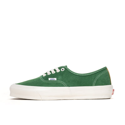Vans Authentic LX - Juniper / Dried Tobacco - Side - Off The Hook Montreal #color_juniper_dried-tobacco