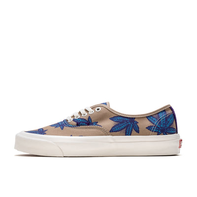 Vans OG Authentic LX - Blue Dream- Side - Off The Hook Montreal