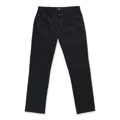 Vans M Ave Covina Pant - Black - Front - Off The Hook Montreal