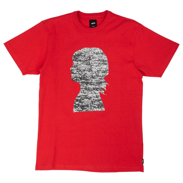 Vault par Vans Graphic Tee by Jim Goldberg Red