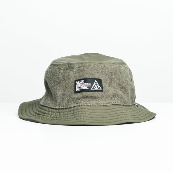 Vans Undertone II Bucket Hat - Grape Leaf - Front - Off The Hook Montreal