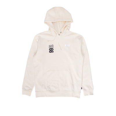 Vans Quick Response Hoodie - Antique White - Front - Off The Hook Montreal #color_antique-white