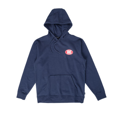 Vans Retro Oval Hoodie - Navy - Front - Off The Hook Montreal