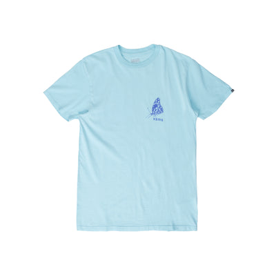 Vans In The Air T-Shirt - Plume - Front - Off The Hook Montreal #color_plume