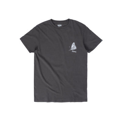 Vans In The Air T-Shirt - Black - Front - Off The Hook Montreal #color_black