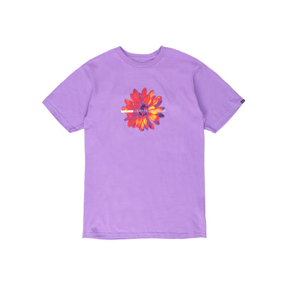 VN0A54CFZ71 Blooming Short Sleeve T-Shirt - men's - front - available at off the hook montreal #color_english-lavender