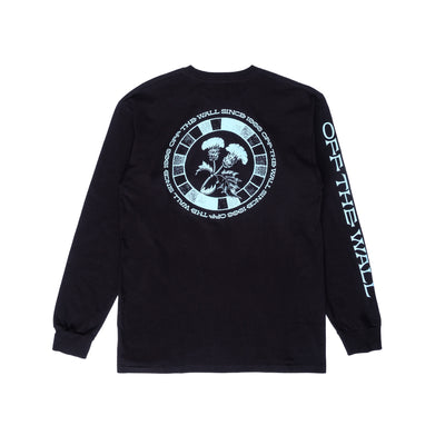 Vans In The Weed L/S T-Shirt - Black - Back - Off The Hook Montreal #color_black