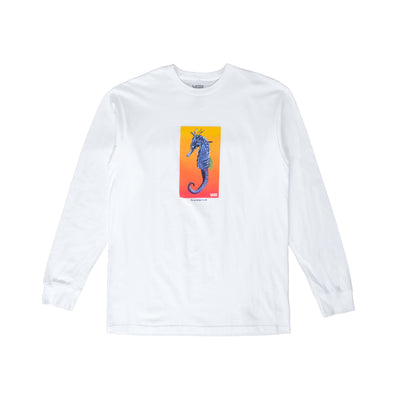 Vans Reality Coral L/S - White - Front - Off The Hook Montreal