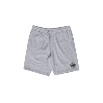 Vans Logo Fleece Short - Grey - Front - Off The Hook Montreal #color_cement-heather